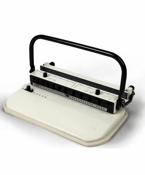 Hole Punch With Thumb Cutter
