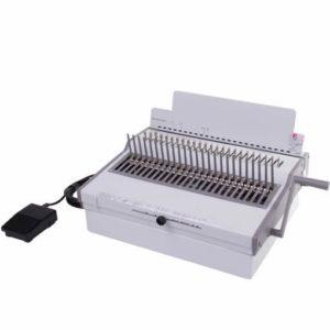 Renz Medium Duty Electric Comb Binding Machine Front View